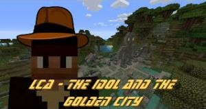 Tải về The Idol and the Golden City cho Minecraft 1.8.1
