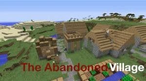Tải về The Abandoned Village cho Minecraft 1.8.1