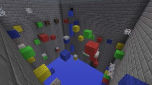 Tải về Multi-Colored Parkour: The Death Penalty cho Minecraft 1.4.7