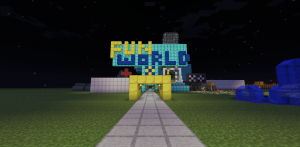 Tải về Fun World 2 Amusement Park cho Minecraft 1.6.4