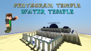Tải về Water Temple cho Minecraft 1.11.2