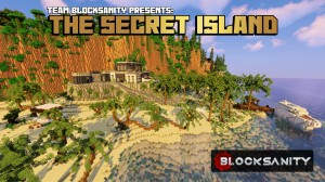 Tải về The Secret Island cho Minecraft 1.13.2