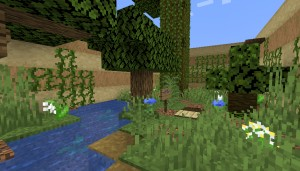 Tải về Find The Button: Biomes cho Minecraft 1.14.2