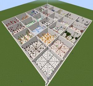 Tải về 25 Stages of Simple Parkour cho Minecraft 1.16.3