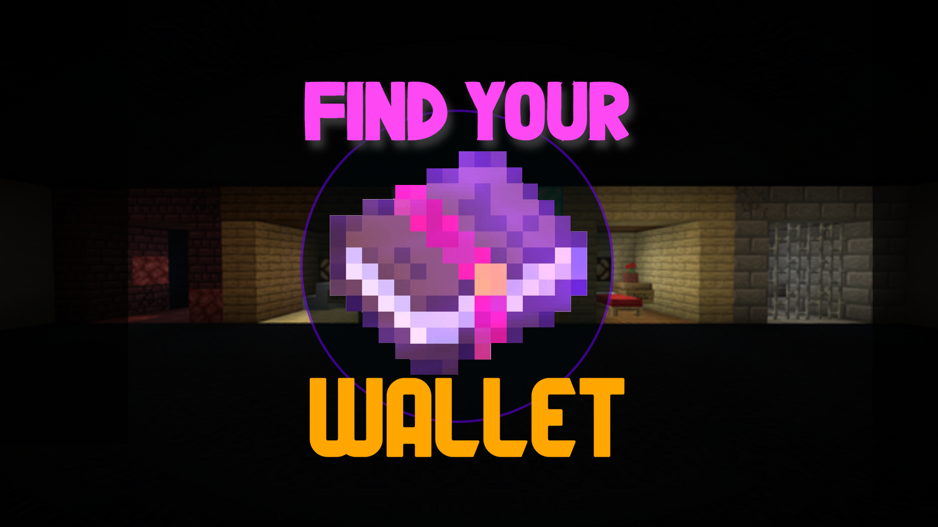 Tải về Find Your Wallet: Remastered cho Minecraft 1.16.4
