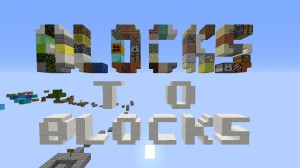 Tải về Blocks to Blocks cho Minecraft 1.12.1